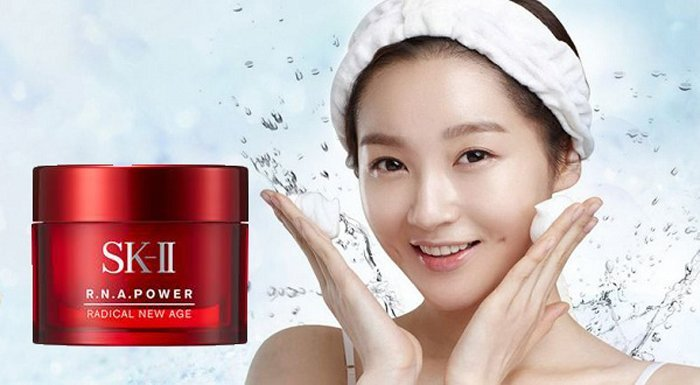 SK II R.N.A Power Radical New Age 50g 1 - Kem Chống Lão Hóa SKII Combo 3 R.N.A Power Radical New Age 15g