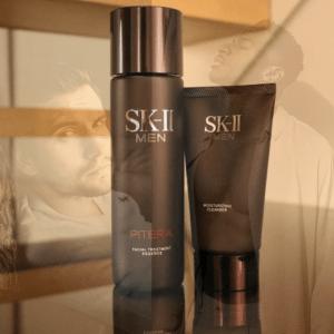 Sữa rửa mặt dành cho nam giới SK-II Men Moisturizing Cleanser 120g