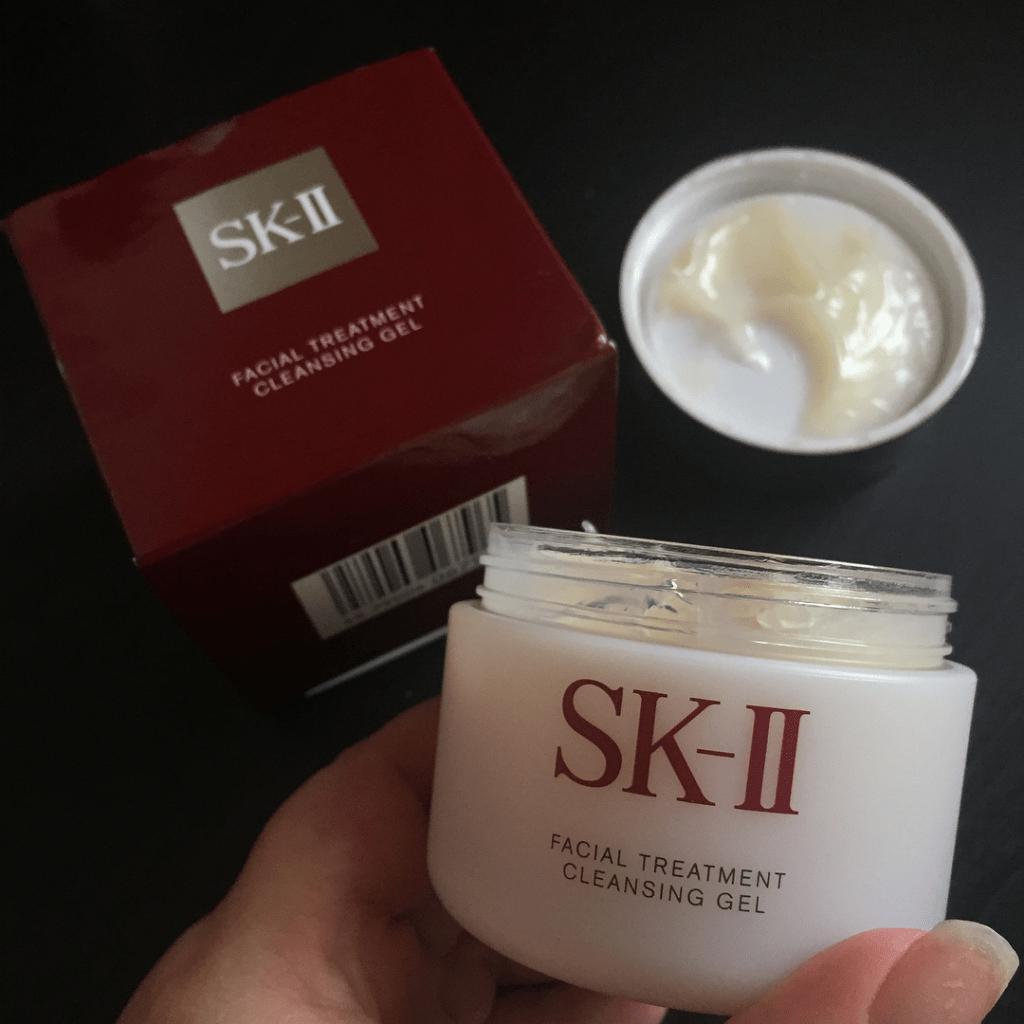Untitled design 14 1024x1024 - Giữ sạch làn da với Gel tẩy trang SK-II Facial Treatment Cleansing Gel 80g
