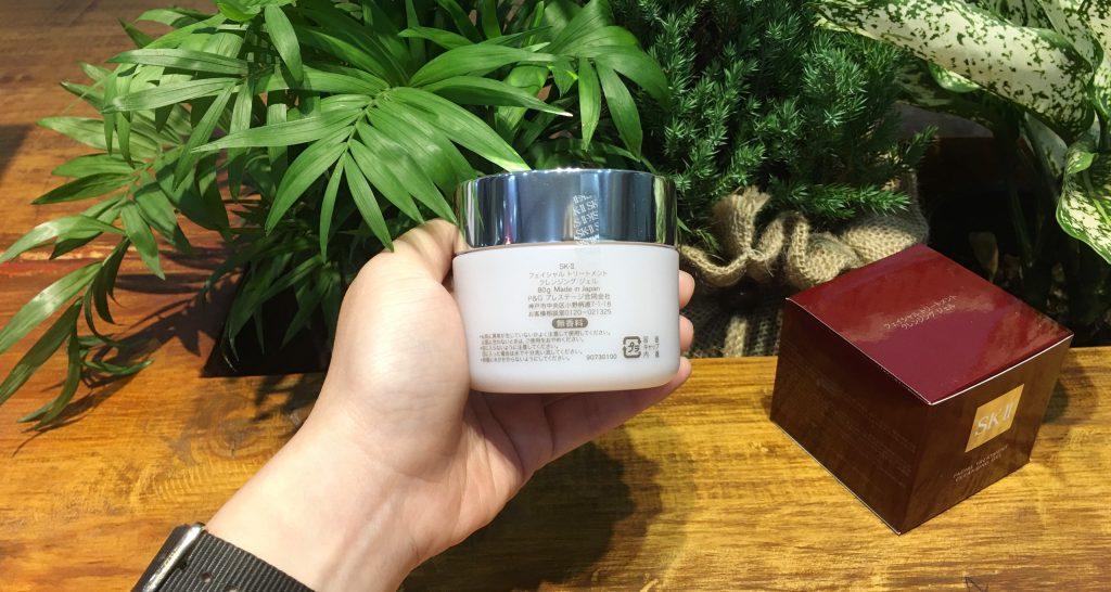 gel1 1024x546 - Gel Tẩy Trang SK-II Facial Treatment Cleasing Gel 80g