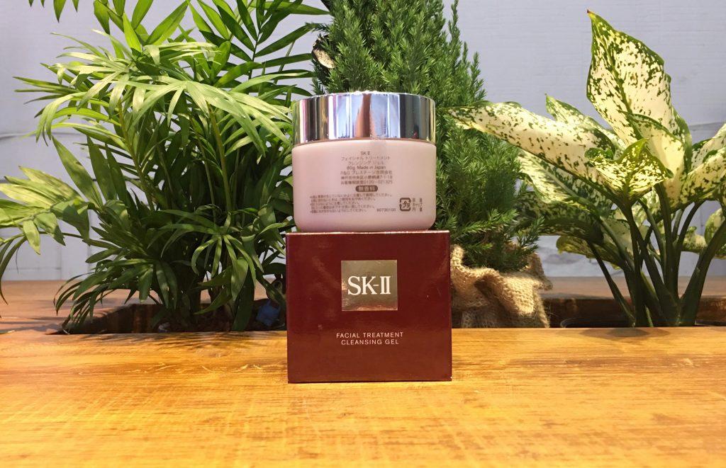 gel2 1024x661 - Gel Tẩy Trang SK-II Facial Treatment Cleasing Gel 80g