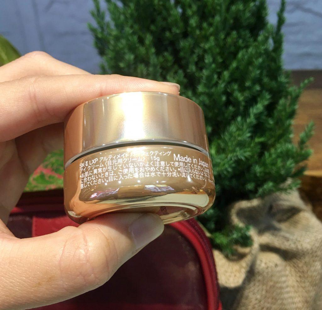 mat lxp 1 1024x986 - Kem dưỡng mắt LXP Ultimate Perfecting Eye Cream 15g