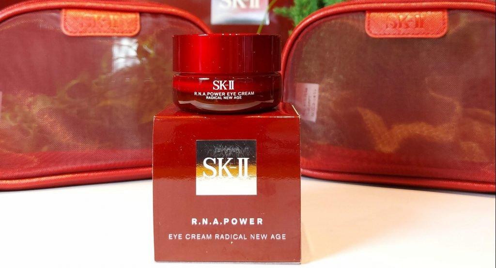 mat rna 4 e1610868756298 1024x553 - Kem Mắt SK-II RNA Power Eye Cream Radical New Age 15g