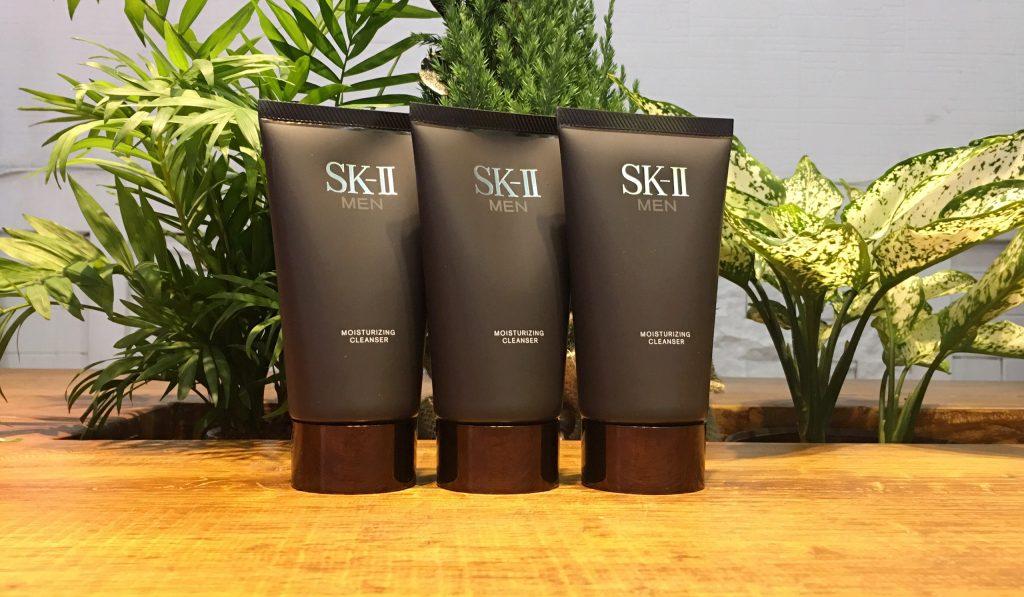 srmmen 1024x597 - Sữa rửa mặt dành cho nam giới SK-II Men Moisturizing Cleanser 120g