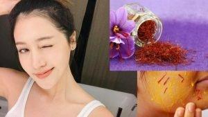 lam dep voi nhuy hoa nghe tay1 300x169 - Những công dụng thần kỳ của nhụy hoa nghệ tây (Saffron)
