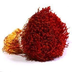 zaaferan daste 300x300 - Phân Biệt Các Loại Saffron Theo Chiều Dài Sợi Nhụy
