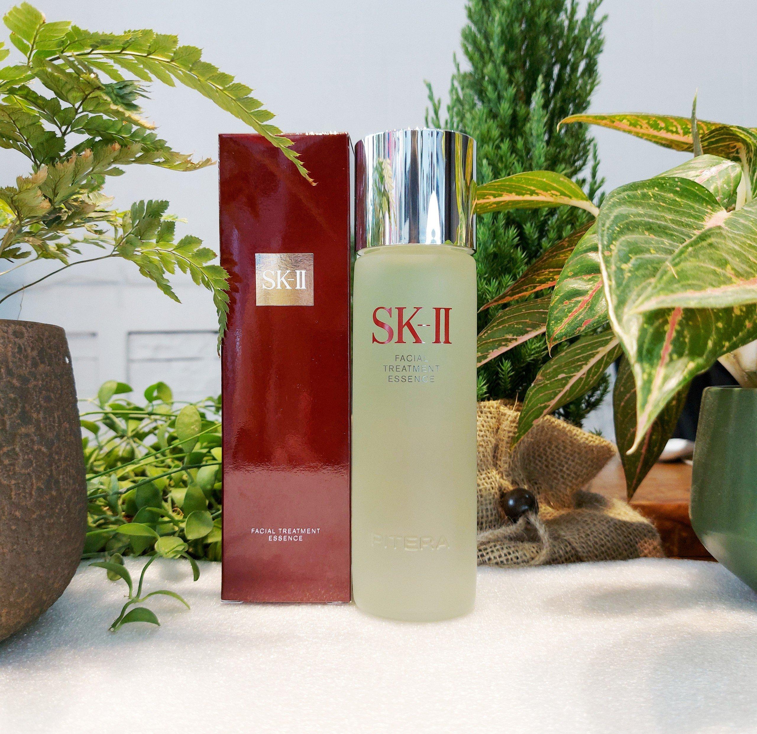 fte230 - Cách sử dụng nước thần SKII hiệu quả không lãng phí