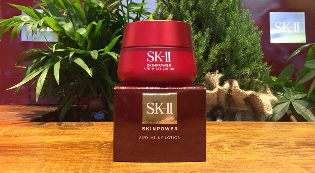 skin milky 50 3 1024x562 - Tất tần tật thông tin về Kem Chống Lão Hóa Mới SK-II Skinpower Airy Milky Lotion bạn cần biết