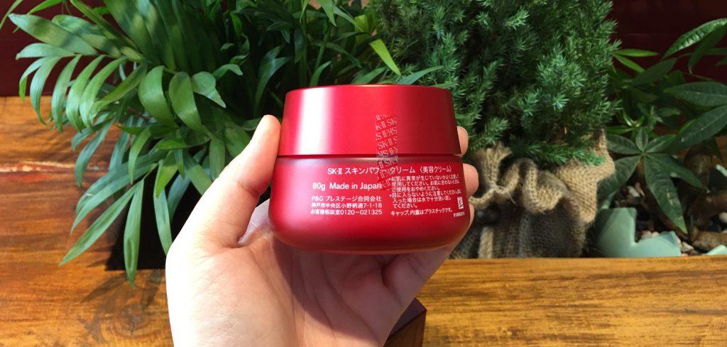 skin80 1 1024x489 - Kem Chống Lão Hóa Mới Skinpower Cream 80g