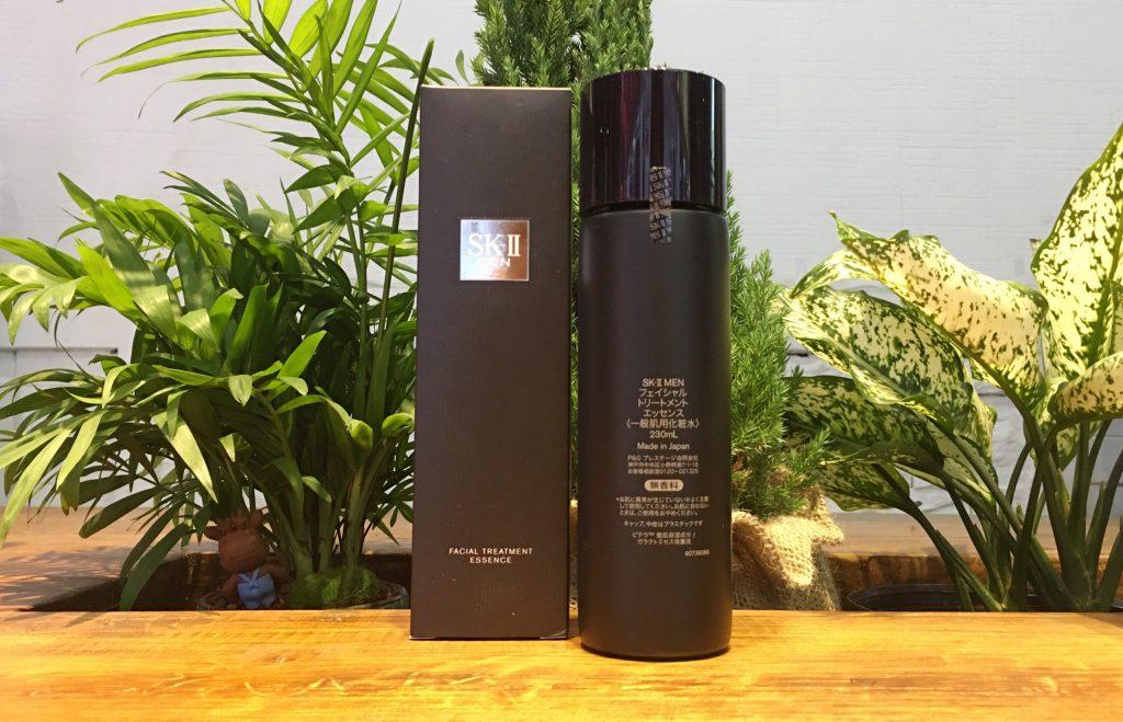 men230 2 1024x659 - Nước Thần Dành Cho Nam SK-II Facial Treatment Essence For Men 230ml