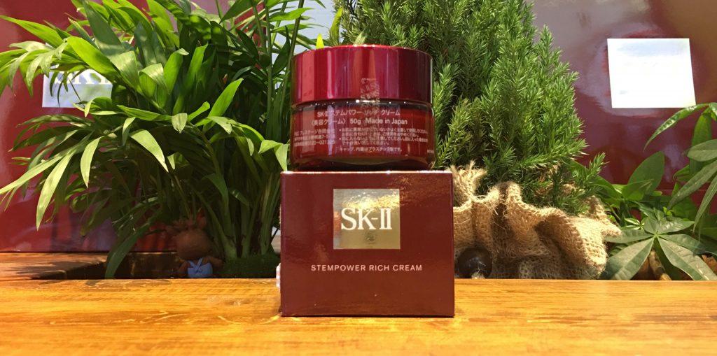 rich3 1024x509 - Làm khít lỗ chân lông với kem dưỡng đêm SK-II Stempower Rich Cream 50g